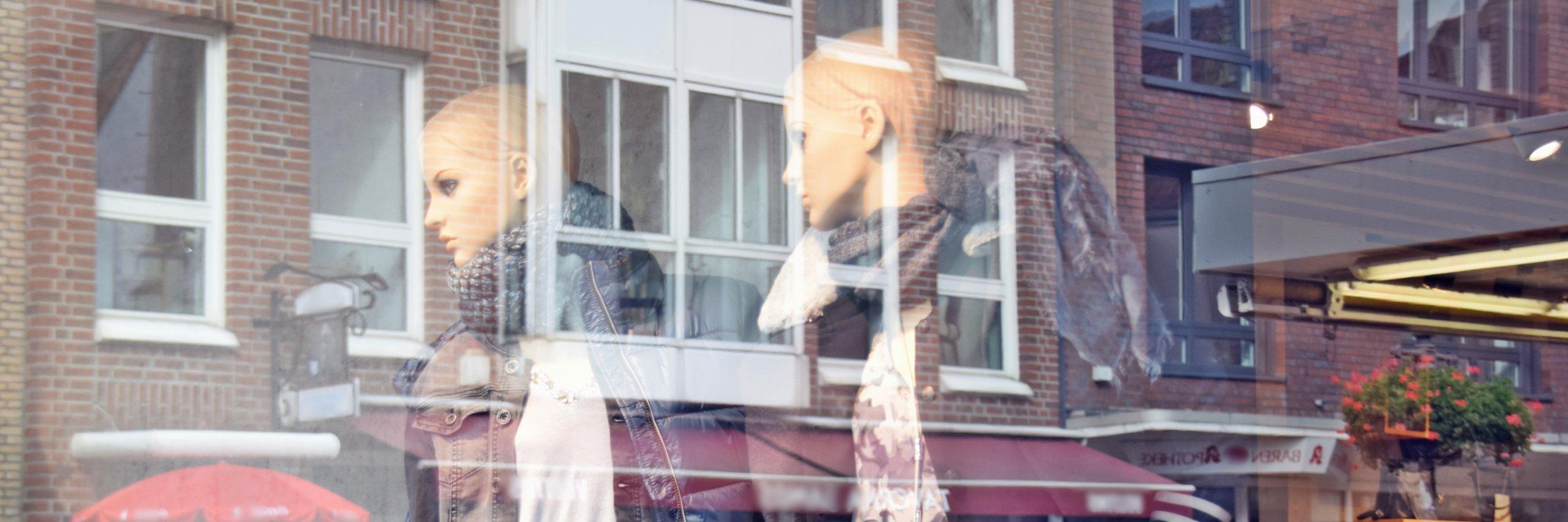 Schaufensterpuppen