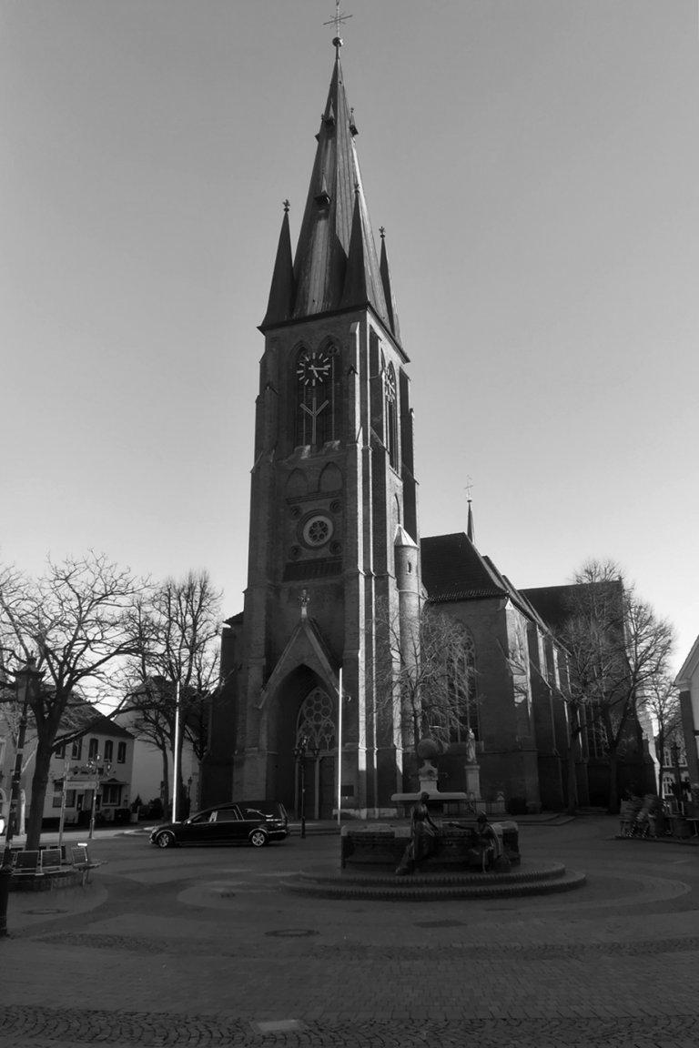 Sixtuskirche in Haltern am See